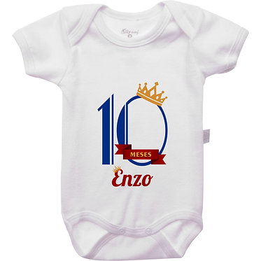 Mêsversário - Príncipe I - 10 meses