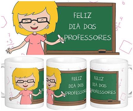 Caneca Dia dos Professores - Professora