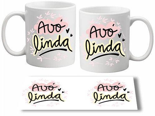 Caneca Avó Linda
