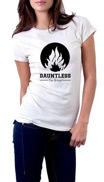 Camiseta - Divergente - Dauntless