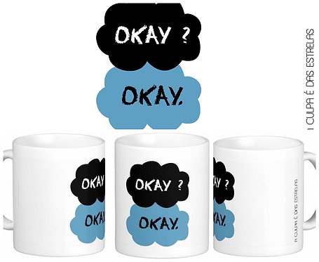 Caneca ACEDE - Okay ?