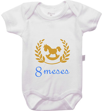 Mêsversário - Cavalinhos - 8 meses