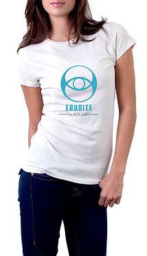 Camiseta - Divergente - Erudite