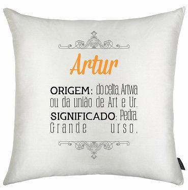 Almofada Significado Nome - Artur