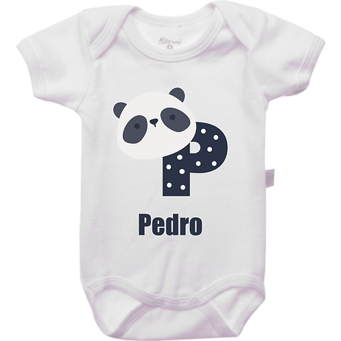 Body Inicial Infantil Dots