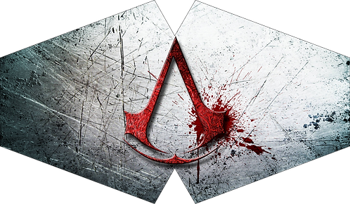 Máscara Facial Assassin's Creed Logo
