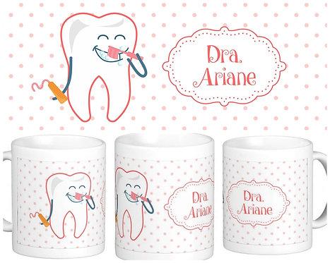 Canecas Diversas - Dentista I