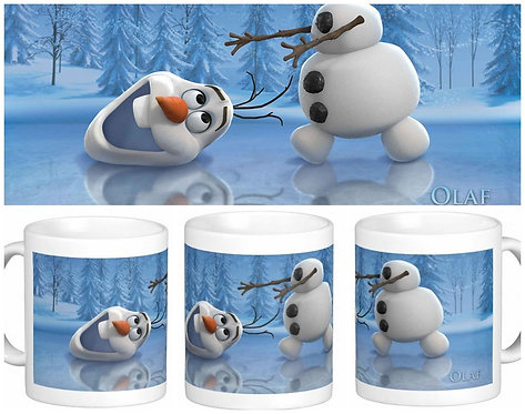 Canecas Personagens - Olaf I