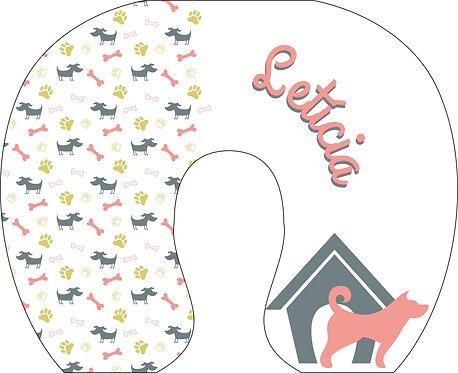 Almofada de Pescoço - Dogs - 2