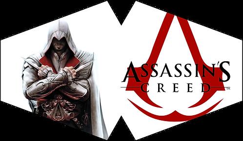 Máscara Facial Assassin's Creed Padronagem