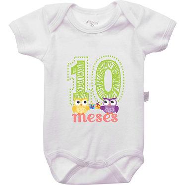 Mêsversário - Corujas - 10 meses