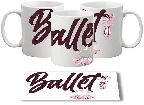 Caneca Ballet