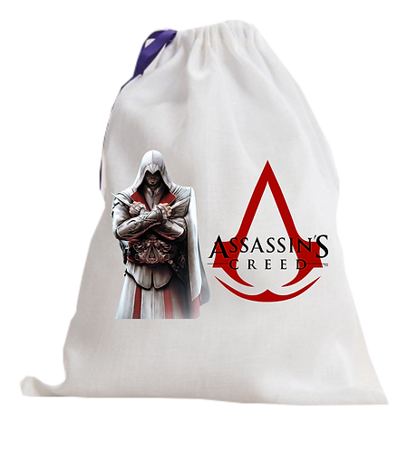Saco Organizador Assassin's Creed Modelo 02