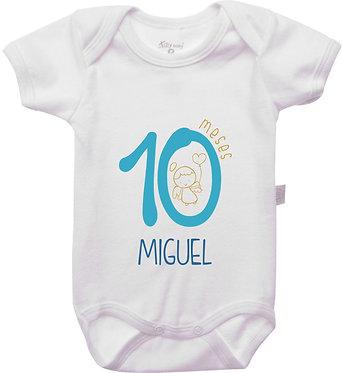 Mêsversário - Anjinhos I - 10 meses