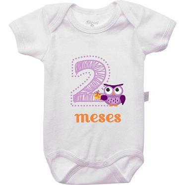 Mêsversário - Corujas - 2 meses
