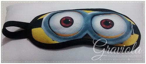 Máscara de Dormir - Minion