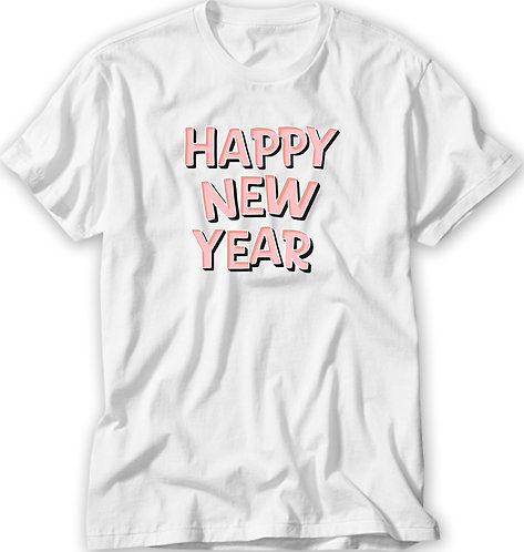 Camiseta HappyNew Year
