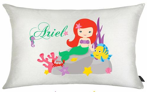 Almofada Princesas - Ariel
