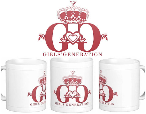 Caneca K-POP - Girls Generation