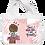 Thumbnail: Ecobag Lute Como Uma Mulher