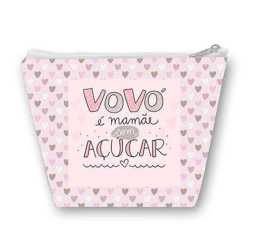 Necessaire Vovó é Mamãe com Açúcar