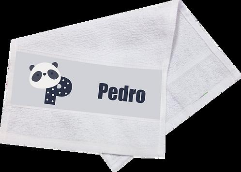 Toalha Lavabo Inicial Infantil Dots