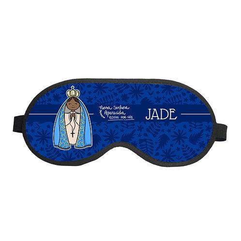 Máscara de Dormir Nossa Senhora Aparecida Modelo 03