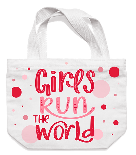 Ecobag Girls Run The World