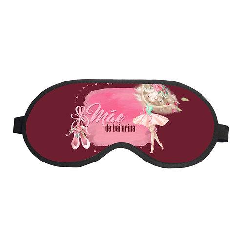 Máscara de Dormir Mãe de Bailarina Modelo 03