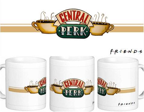 Caneca FRIENDS - Central Perk
