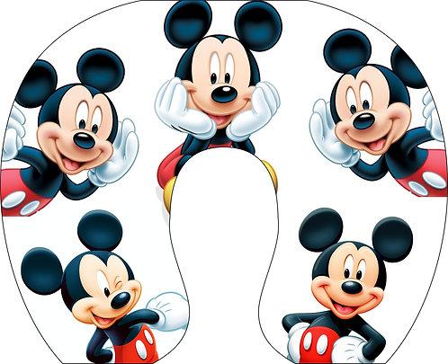 Almofada de Pescoço Mickey - Modelo 02