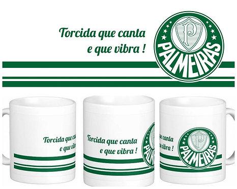 Caneca Palmeiras - Torcida que canta