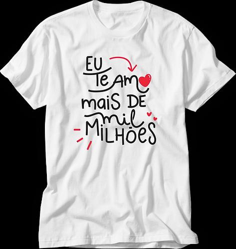 Camiseta Mil Milhões