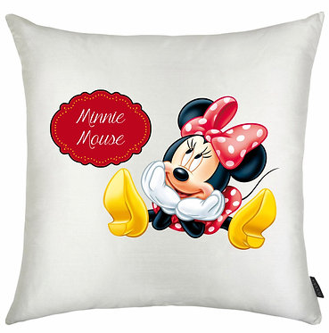 Almofadas Personagens - Minnie Mouse