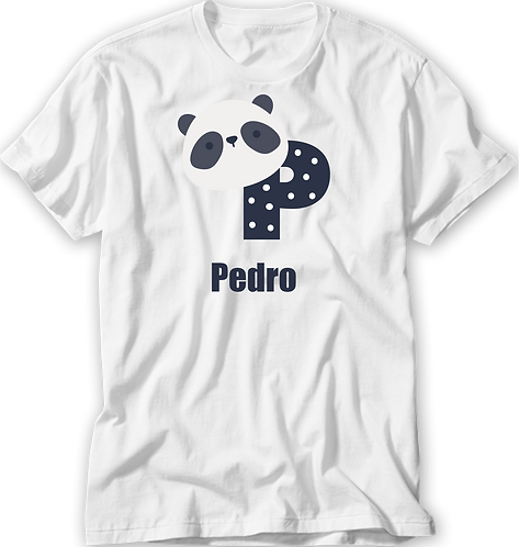 Camiseta Inicial Infantil Dots