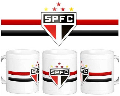 Caneca SPFC - Símbolo
