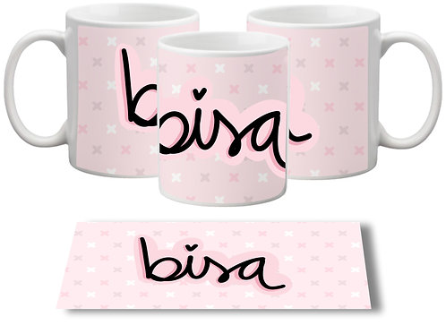 Caneca Bisa / Biso