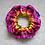 Thumbnail: Scrunchie Cetim Estampado  - Now United Color