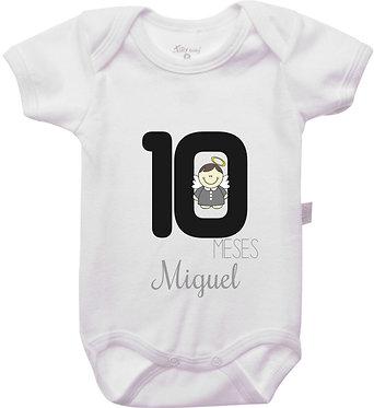 Mêsversário - Anjinhos II - 10 meses