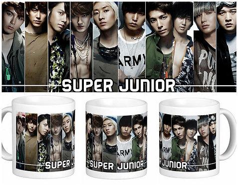 Caneca K-POP - Super Junior