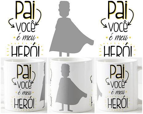 Dia dos Pais - Pai, você é meu herói !