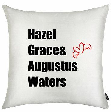 Almofada ACEDE - Hazel Grace & Augustus Waters