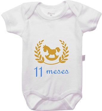 Mêsversário - Cavalinhos - 11 meses