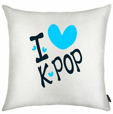 Almofada KPOP - I Love KPOP