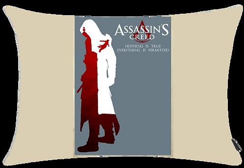 Almofada Assassins Creed Poster