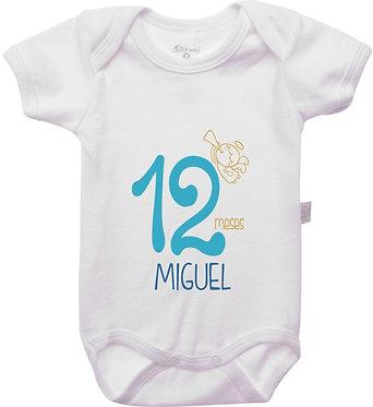Mêsversário - Anjinhos I - 12 meses