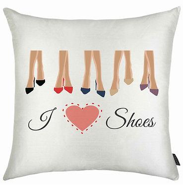 Almofadas Diversas - I Love Shoes