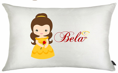 Almofada Princesas - Bela