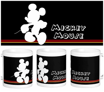 Canecas Personagens - Mickey Mouse