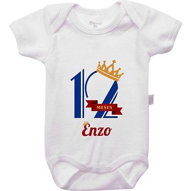 Mêsversário - Príncipe I - 12 meses